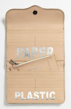 Rebecca Minkoff 'Parker' Passport Wallet | Nordstrom