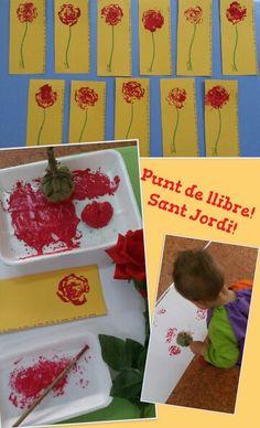 My Bookmarks, Flower Power, Education, Flowers, Blog, Handmade, Crafts, Art, School