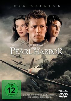 Pearl Harbor * IMDb Rating: 5,8 (164.432) * 2001 USA * Darsteller: Ben Affleck, Josh Hartnett, Kate Beckinsale,