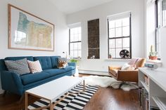 House Tour: The Home of Hummingbird High's Founder | Apartment Therapy