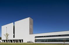 Barreiro College of Technology Portugal by ARX Portugal Arquitectos