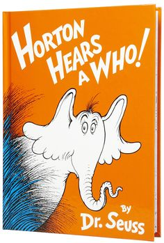 Horton Hears A Who! by Dr. Seuss - Free Shipping