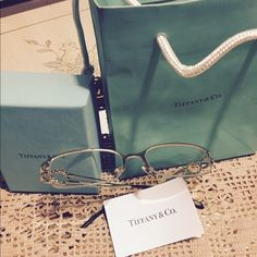 TIFFANY prescription eye glass frames TIFFANY prescription eye glass , use them for your prescription  Tiffany & Co. Accessories Glasses