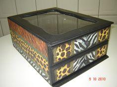 caixa grande para biju