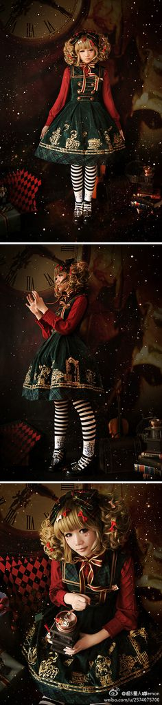 Idea for a christmas coord