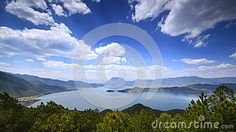 Lugu Lake, The Women's Kingdom - Download From Over 27 Million High Quality Stock Photos, Images, Vectors. Sign up for FREE today. Image: 46203278