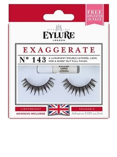 7c5f9a57a64 14 Best EYLURE images in 2017 | Eylure lashes, Fake eyelashes, False ...