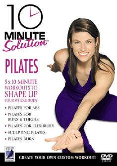 From 1.00 10 Minute Solution - Pilates [dvd]