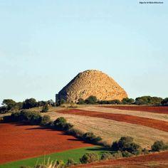 tmobe de la mauritanie , (qabr romia) TIPAZA