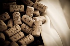 Masseria Surani corks #Tommasiwine #wine #Puglia www.masseriasurani.it