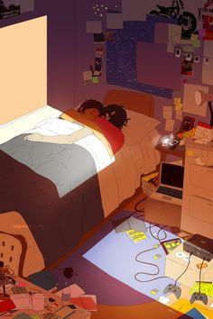 "aquacrown: ""early mornings """