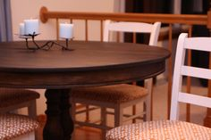 Refinishing Kitchen Table And Chairs - Bing Images