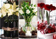 Natal: 6 ideias de centro de mesa para decorar o seu jantar