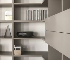 Librería composable modular a medida SELECTA by Lema diseño Officinadesign Lema