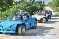 Punta Cana Buggy tour - DR