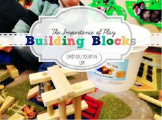 The Importance of Playing with building Blocks