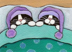 Image result for Cat Art by Lisa Marie Robertson
