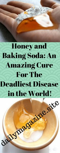 Millions of people suffer from cancer all across America. Modern cancer treatment is expensive, ineffective, and dangerous! Try this home remedy instead. The benefits from honey and baking soda are basically unlimited. Honey has been used for its medicinal properties for centuries, andBaking soda can be used for basically anything!I can't imagine what powerful abilities …