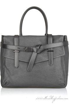 c8489e3de60fb9 Reed Krakoff Boxer II grain leather tote Reed Krakoff, Accessorize Bags,  Cute Purses,
