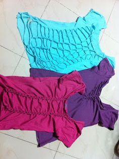 Wren's T-shirts: General Tips and Tricks for T-shirt Weaving