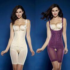 0fd3303d9144c Summer Magnetic Corset Shapewear Underwear Waist Corsets Bodysuit Women  Girdles Body Shaper