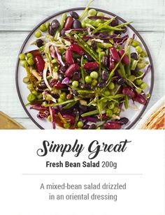 Checkers | Lunch Ideas Christmas Deals, Bean Salad, Lunch Ideas, Party Planning, Cabbage, Beans, Fresh, Vegetables, Big