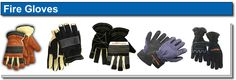 Fire Equipment, Fire Gloves, Fire Boots, Fire Helmets.