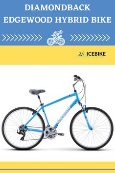 "Weight: 40.5 lbs Frame: Aluminum Wheel Size: 42.72"" Suspension: Hardtail Gears: 21-Speed #bikes #roadbikes #mountainbikes #hybridbikes #electricbikes #comportbikes Hybrid Bikes, Bicycle Types, Road Bikes, Aluminum Wheels, Mountain Biking, Types Of Bicycles"