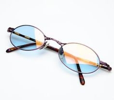 c8d470c68ba Paolo Gucci 7203R H1N1 21K Gold Plated Special Edition Flash Gold - Vintage  Frames Company Vintage