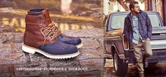 Timberland Lookbook. Fall '14. Ready for anything. Best Then. Better Now.