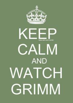 Watch Grimm y si hay que guardar la calma duraron 6 meses para empezar la tercera temporada .........que les pasa
