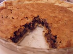Kentucky Derby Pie Recipe, it has to be walnuts to be authentic (if you use pecans it becomes The Oaks pie)