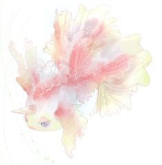 This goldeen is beautiful!