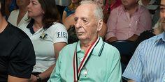 Milton, 91 anos: ele se preparou para a guerra e agora corre pela paz e a saúde | Agência Social de Notícias