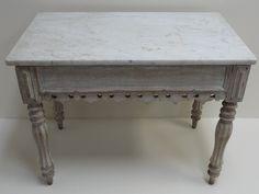 antique marble top kitchen island mecox gardens white just decorate