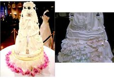 The world most expensive wedding cake at $20,000,000!   (and it doesn't even look that nice!)