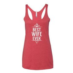 Best Auntie Ever Women's tank top Aunt gift This triblend tank is soft and breathable, and the racerback style gives it a sporty feel. Best Wife Ever, Best Auntie Ever, Best Sister Ever, Good Woman, Vintage Tops, Vintage Black, I Love My Wife, Good Wife, Beste Tante