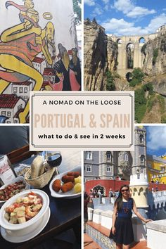 Portugal and Spain: What to Do & See in 2 Weeks