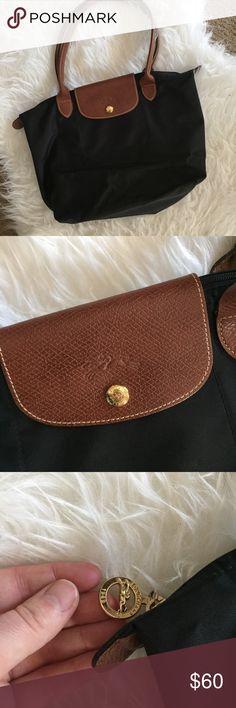 Spotted while shopping on Poshmark: Longchamp purse! #poshmark #fashion #shopping #style #Longchamp #Handbags