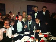 """A candid shot of the team feeling rather """"relaxed"""" at the MiAwards Candid, Innovation, Software, Engineering, Challenges, Feelings, Digital, Life, Mechanical Engineering"""