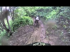 ▶ 2014 Megavalanche - Alpe d'Huez - GoPro full run with Thibaut Ruffin - YouTube ~Crazy muddy race!! Whole race from 2nd place rider Thibaut Ruffin!