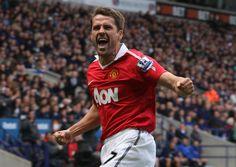 @Owen #9ine Michael Owen, Great Team, Manchester United, The Unit, Sports, Fashion, Hs Sports, Moda, Fashion Styles