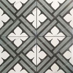 Vloertegel Wisper 20x20cm olive - Prachtige vintage Portugese Marokkaanse look tegels voor in uw badkamer - toilet of keuken. Ook in de hal is dit een mooie verrijking