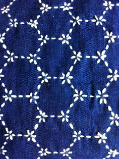 A Quilter by Night: Sashi-slow