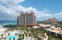 I think I've found our next vacation spot - The Reef Atlantis in Nassau, Bahamas.