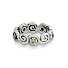 I love Pandora jewelry and this ring is my newest love.  AND it's green!