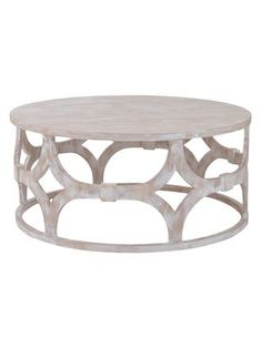 Adastra Round Coffee Table by Hip Vintage at Gilt