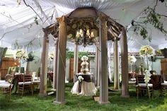 Dina Manso wedding planning