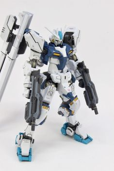 [First mixing work] Gundam Huars Gundam Custom Build, Mechanical Design, Robot Art, Gundam Model, Mobile Suit, Model Building, Itachi, Plastic Models, Diorama