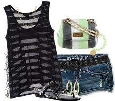 """Untitled #833"" by mzmamie on Polyvore"